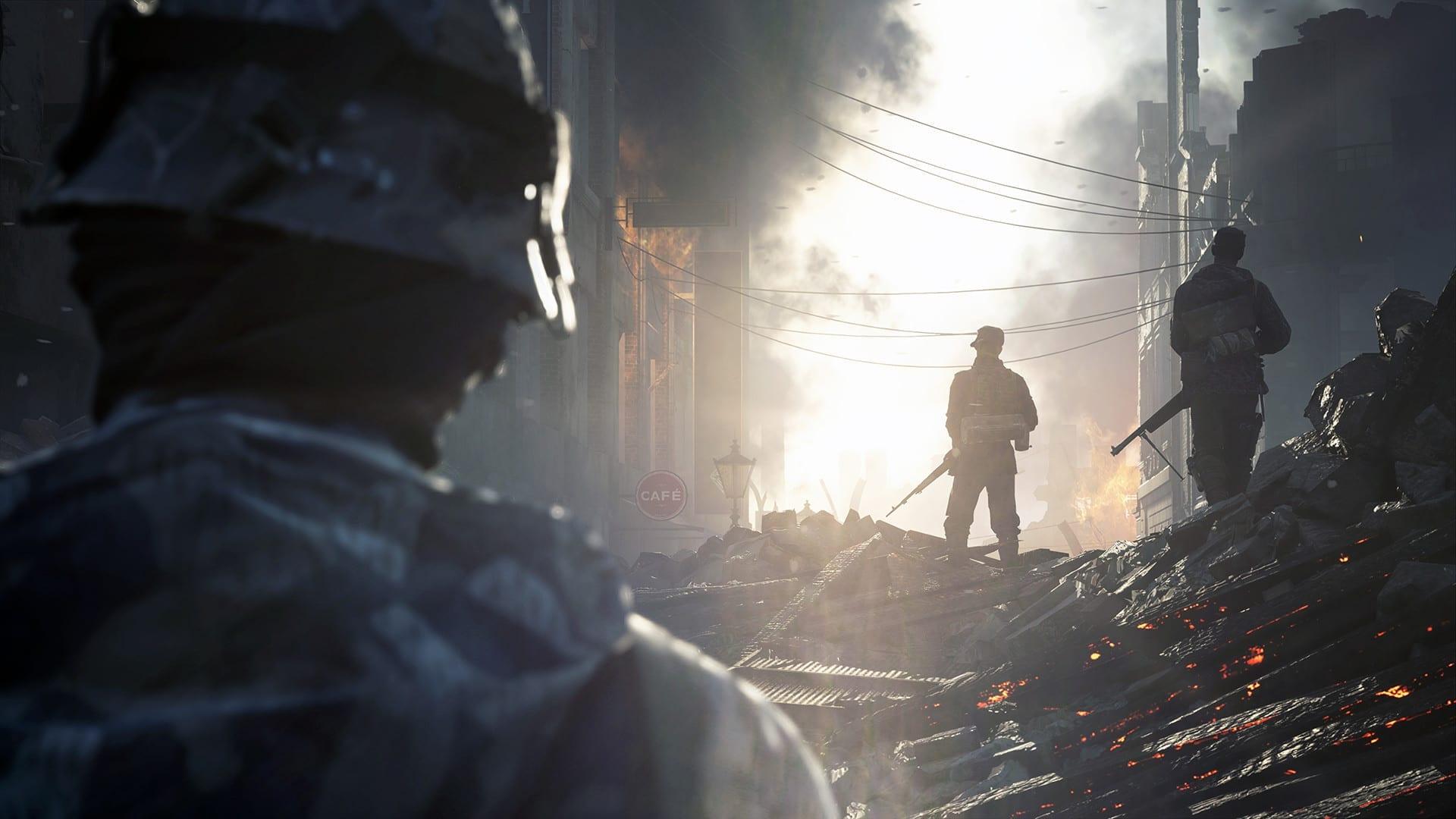 EA Teases Battlefield 6 Open Sandbox Ahead Of Big Reveal