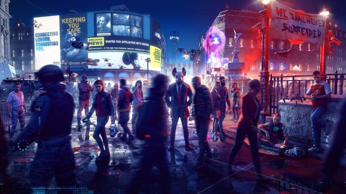 Image from Watch Dogs: Legion