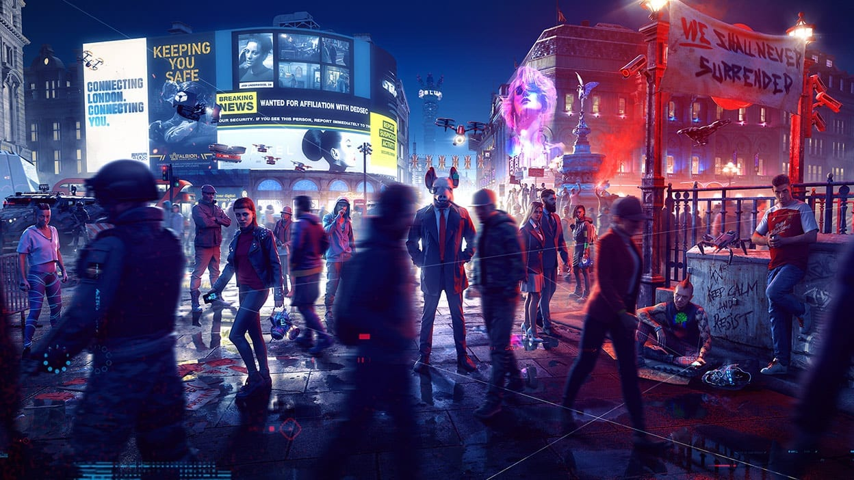 Play Watch Dogs: Legion For Free This Weekend