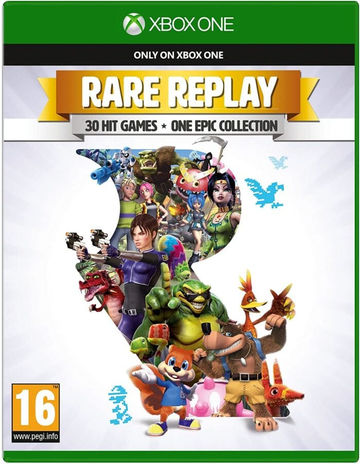 Rare Replay Collection game cover