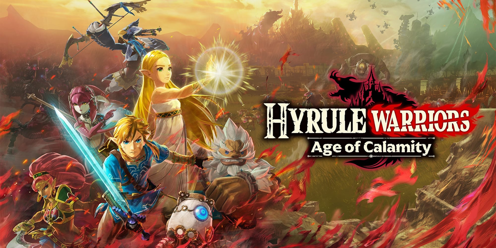 Hyrule Warriors: Age of Calamity Playable Demo Could Be Coming Soon