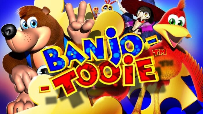 Game cover of Banjo-Tooie
