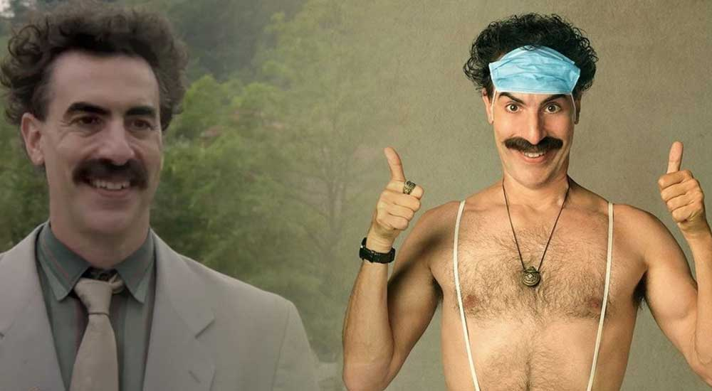 Extended Edition Of Borat Sequel Is Officially On The Way