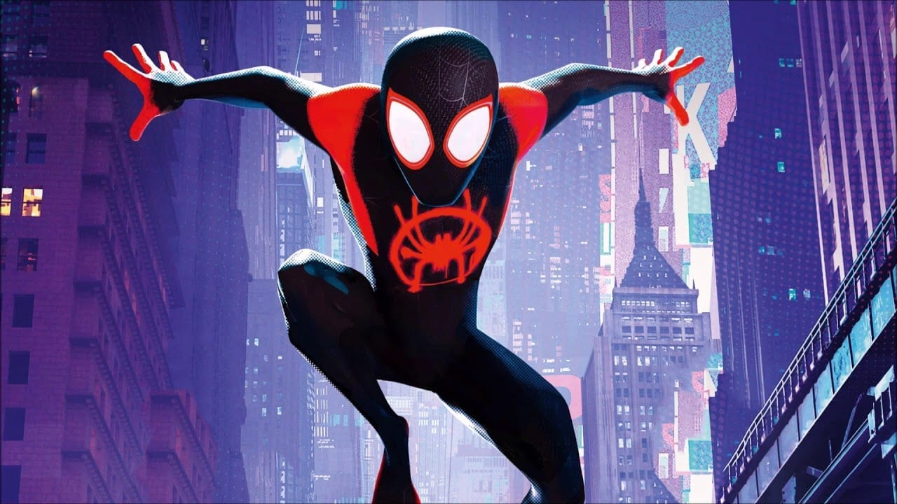 Exclusive Into The Spider-Verse Suit Revealed For Spider-Man: Miles Morales