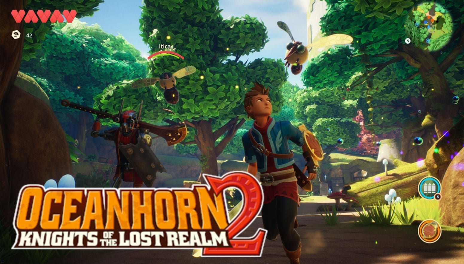 'There's Plenty Of Stories Left To Tell!' Oceanhorn 2: Knights Of The Lost Realm   Developer Interview