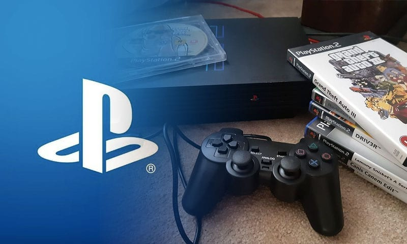 A Very Happy 20th Birthday To The Iconic PlayStation 2!