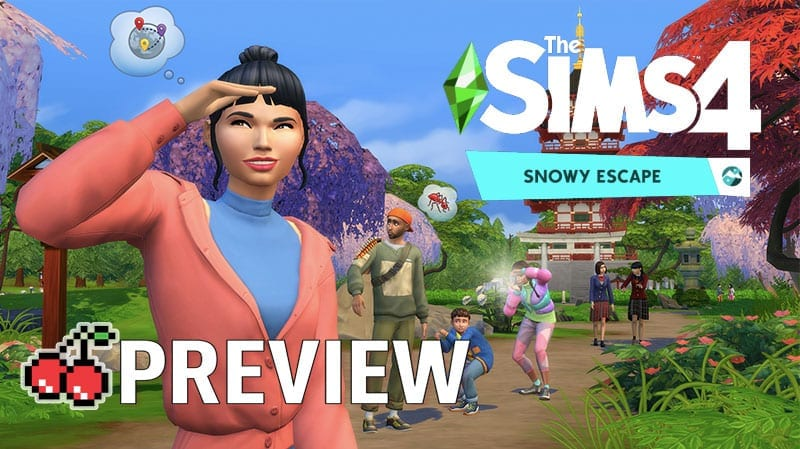 The Sims 4 Snowy Escape – The Pack We've Been Waiting For? | Preview