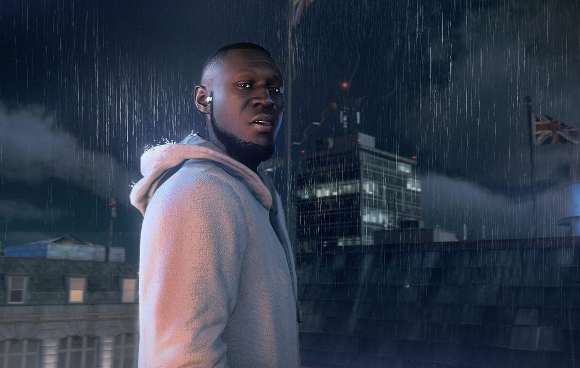 Stormzy in Watch Dogs: Legion