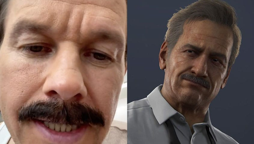 Gamers React To Mark Wahlberg's 'Sully Moustache' Ahead Of Uncharted Movie