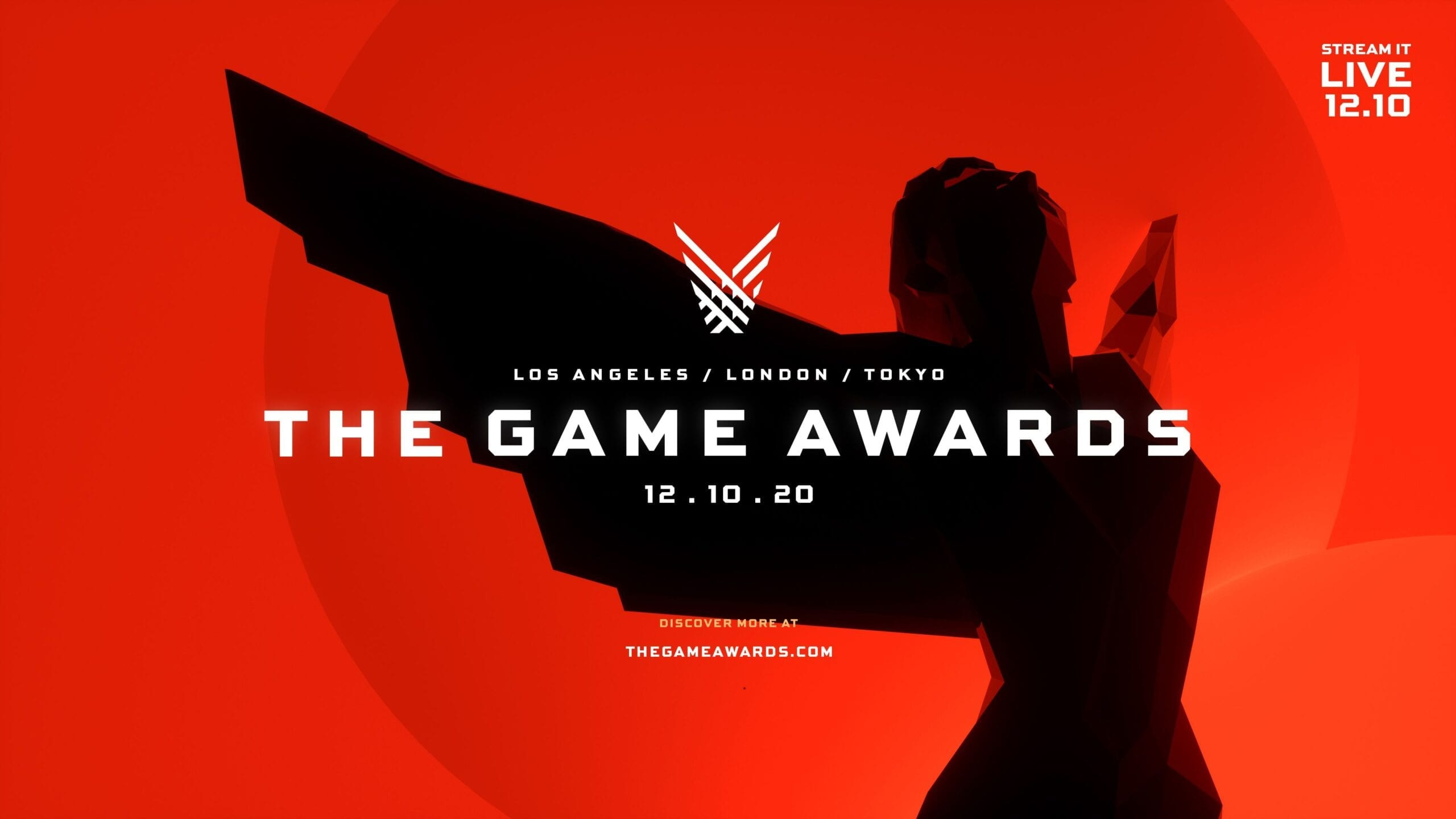 When, Where & How To Watch The Game Awards 2020