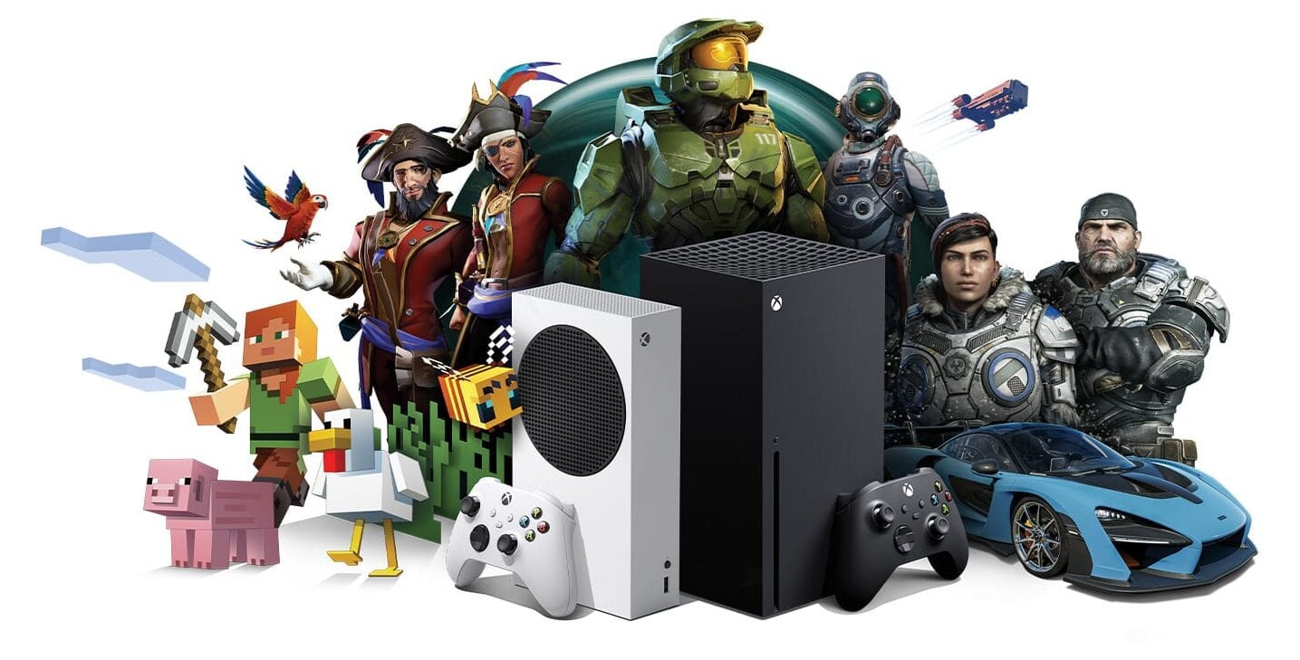 Xbox game pass games
