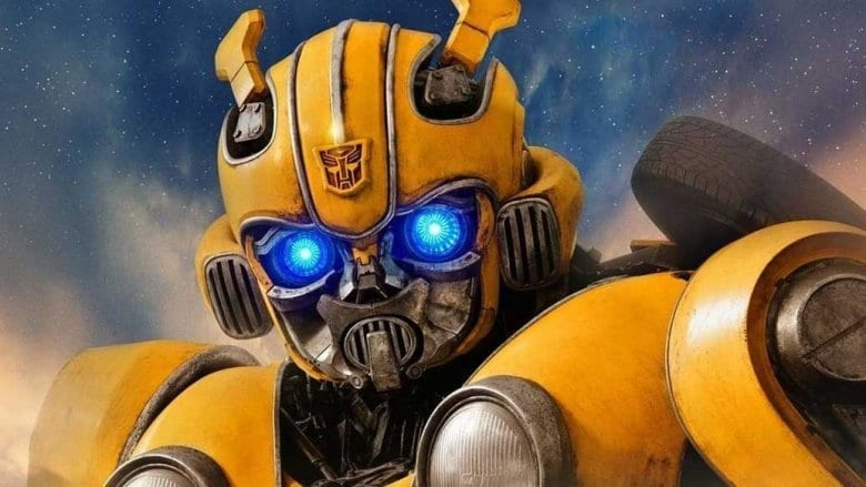 Image of Bumblebee from Transformers, movie spin off