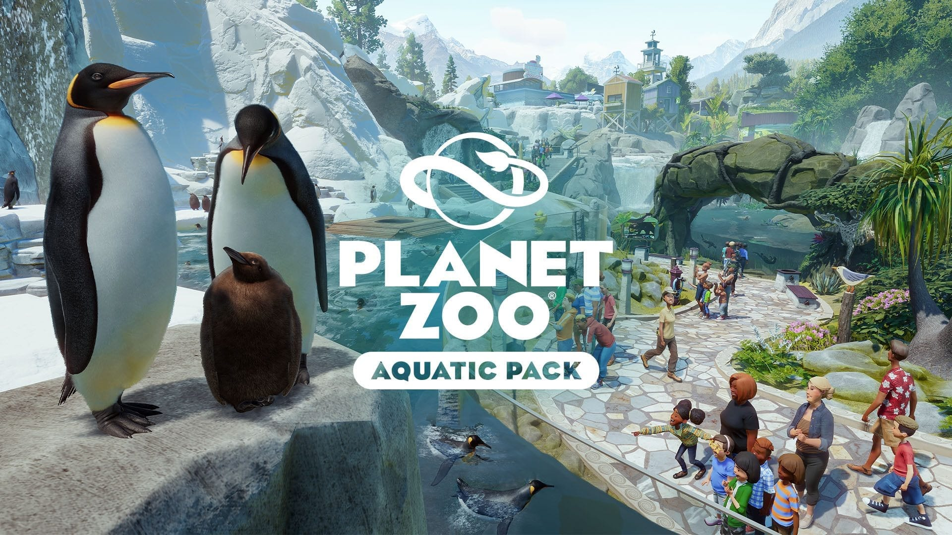 Say Hello To The New Aquatic Creatures In Planet Zoo!