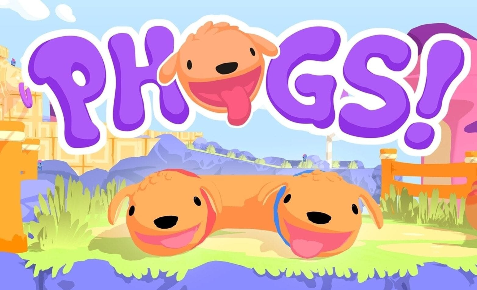 Play As A Duo Of Dogs In Newly-Released PHOGS!