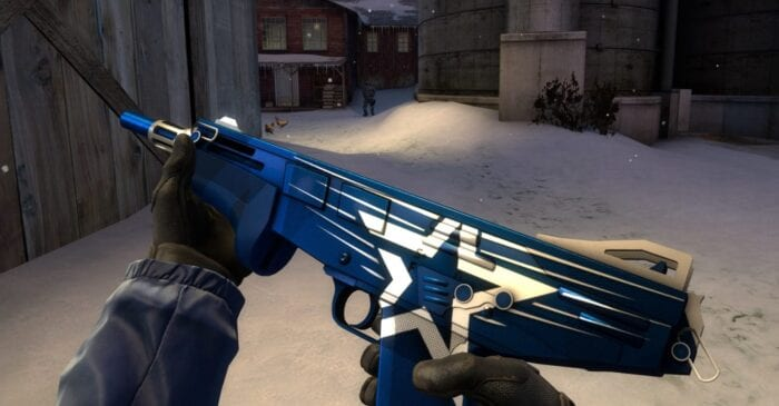 Image: Complexity-branded CS: GO weapon skins created by Luke Millanta