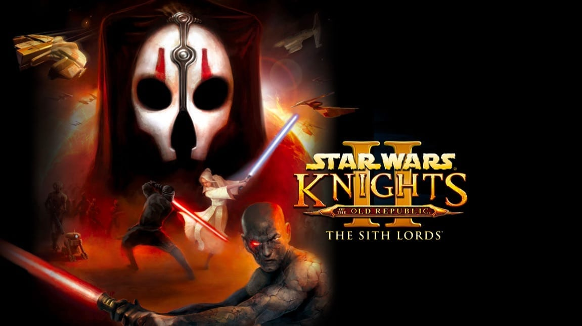 Star Wars: Knights Of The Old Republic 2 Is Getting A Rerelease
