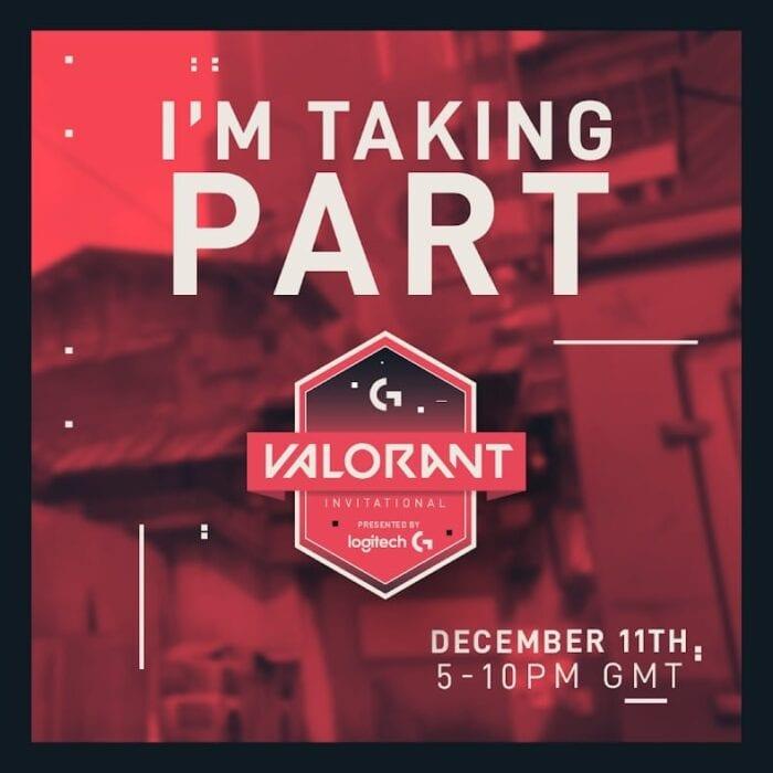 Image for Valorant tournament