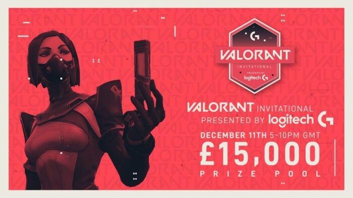 Valorant tournament promo image
