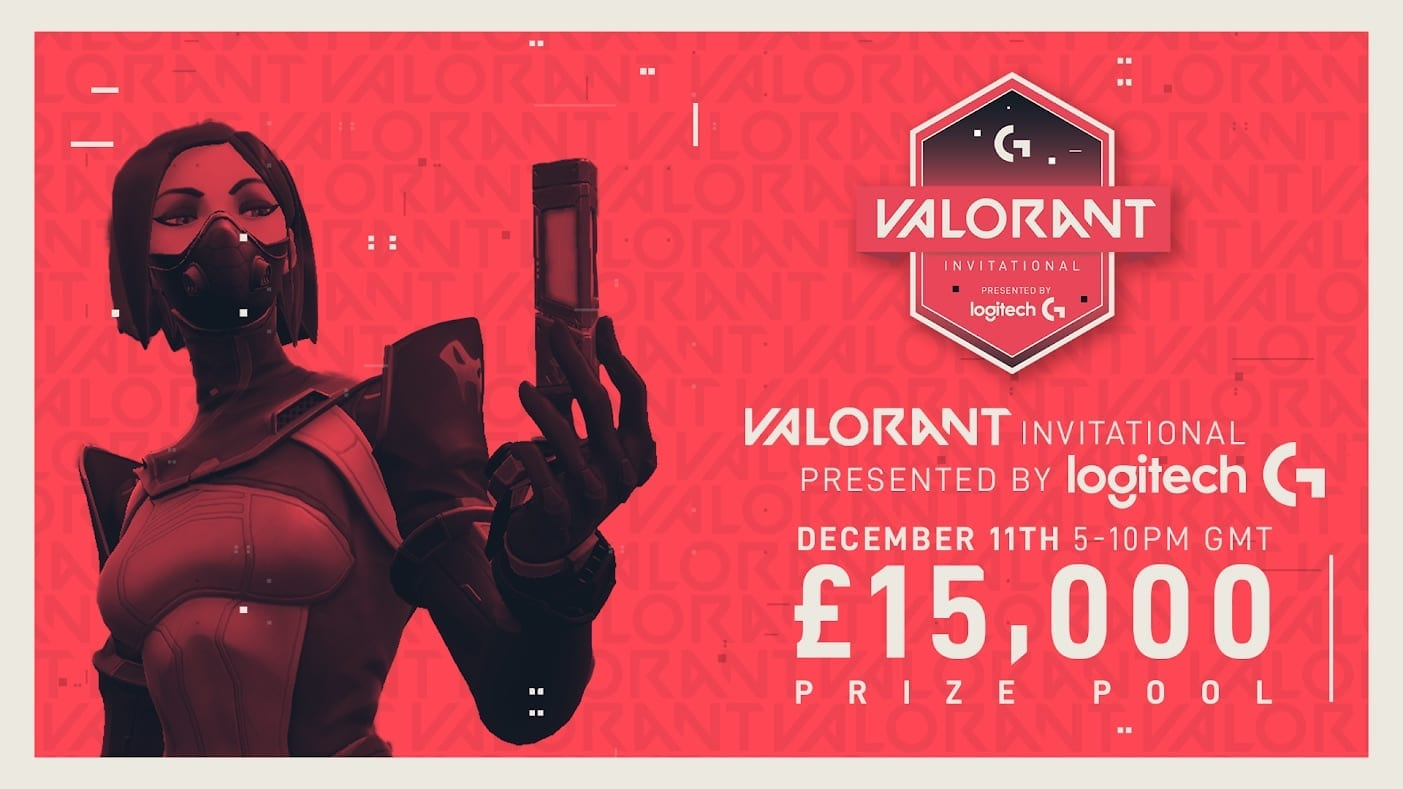 Everything You Need To Know About The Upcoming Logitech G x Valorant Tournament