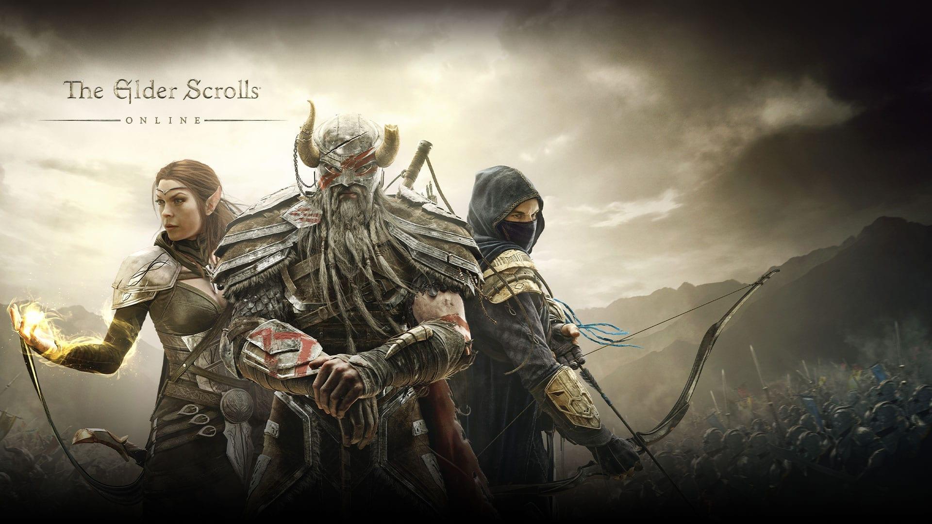 Elder Scrolls Online Devs Are Working On An Unannounced IP