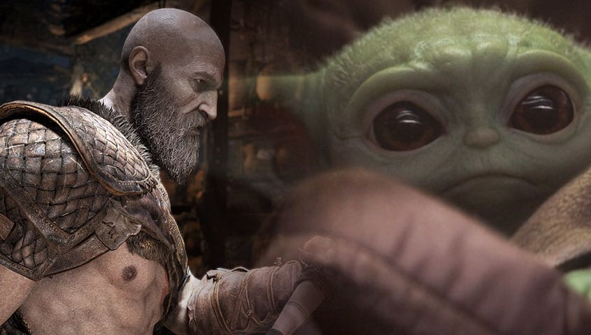 God Of War Director Wants A Mandalorian Video Game