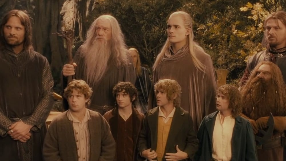 fellowship in fellowship of the ring the lord of the rings