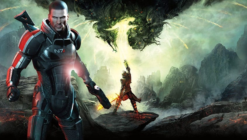 Creator Of Mass Effect & Producer Of Dragon Age Have Both Left BioWare