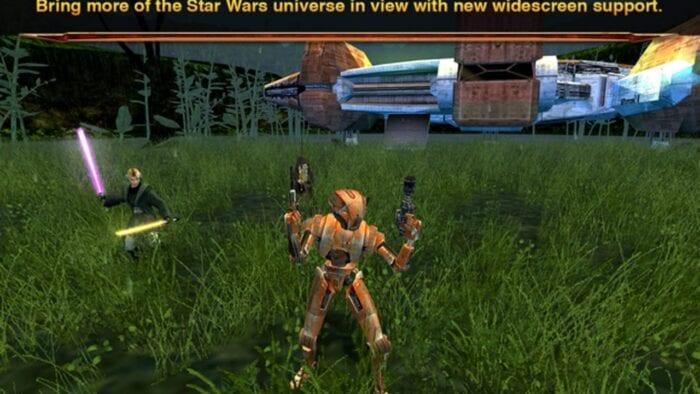 screenshot of KOTOR2-mobile