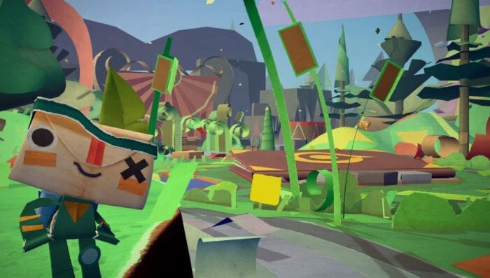 art from Tearaway