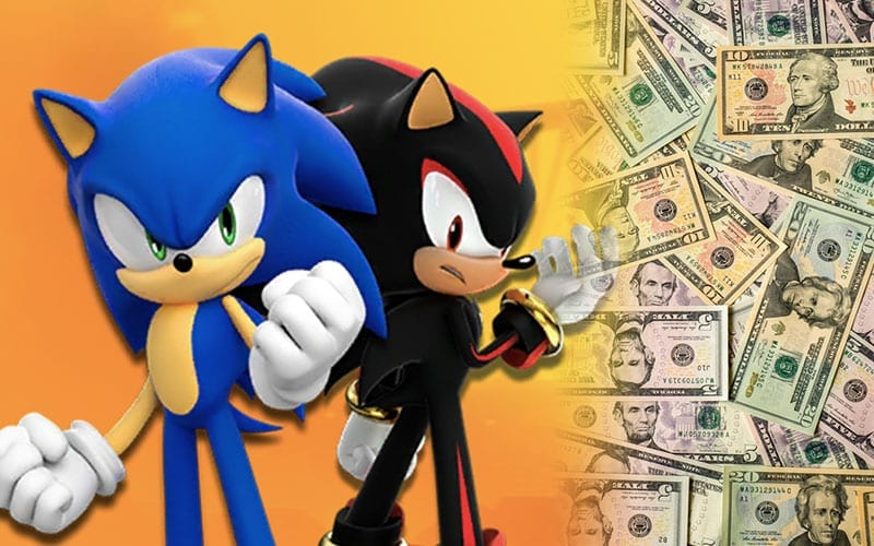Six Year Old Spends ,000 On Sonic Forces