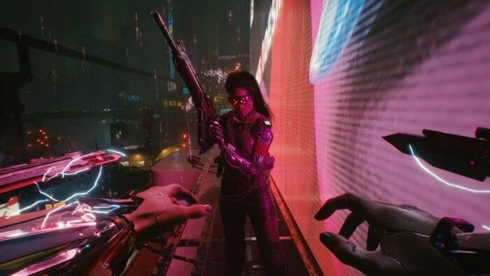 characters in cyberpunk 2077