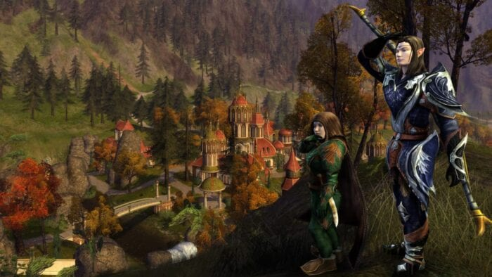 image from lord of the rings online