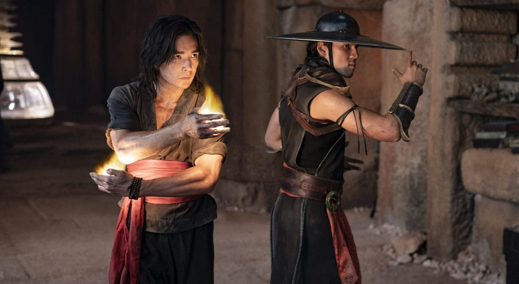 Behind-The-Scenes Video Shows Off Epic Mortal Kombat Movie Fights