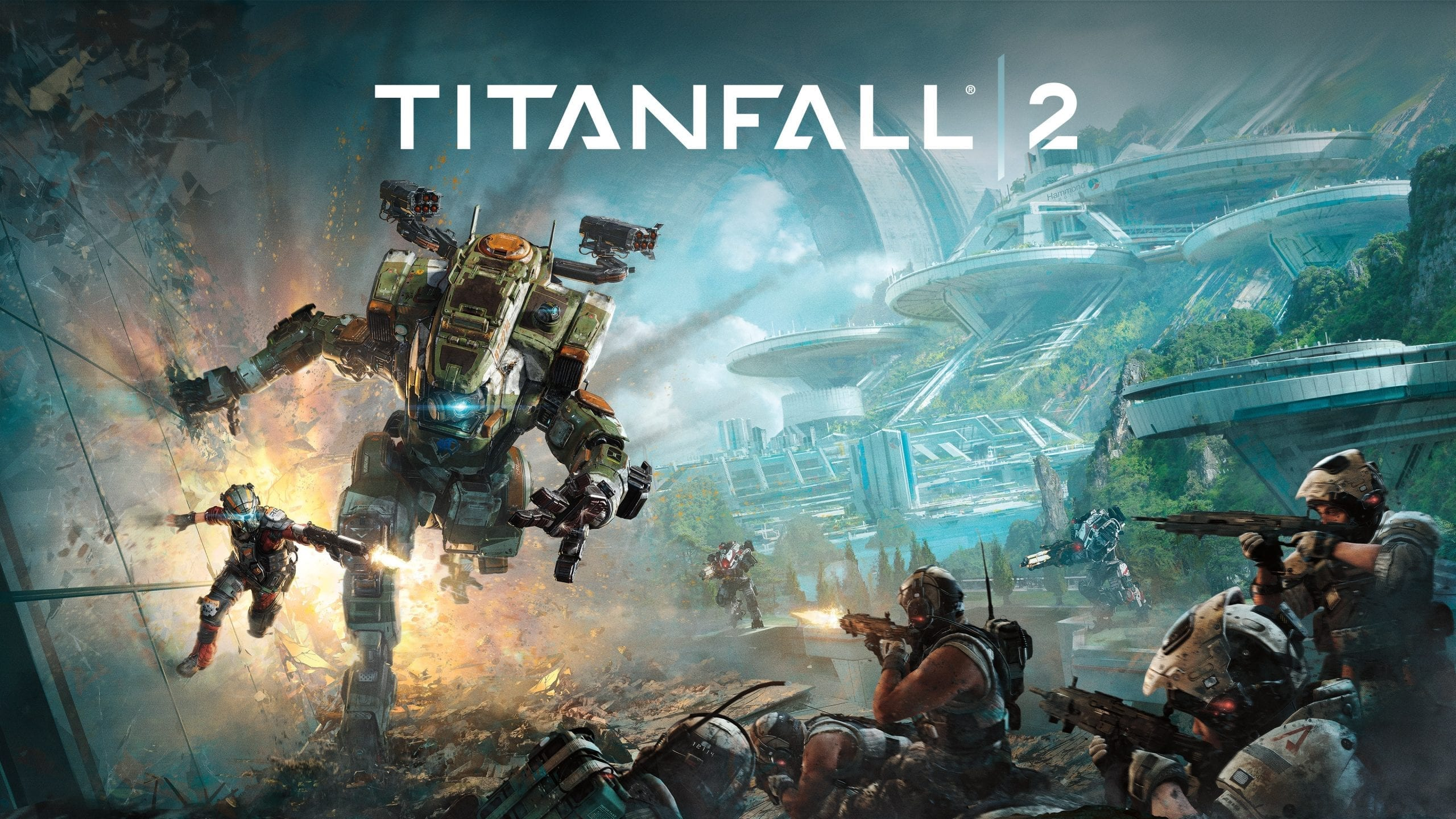Why Is Everyone Playing Titanfall 2 Again?