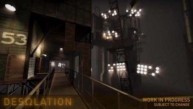Image: Portal 2 Desolation Mod