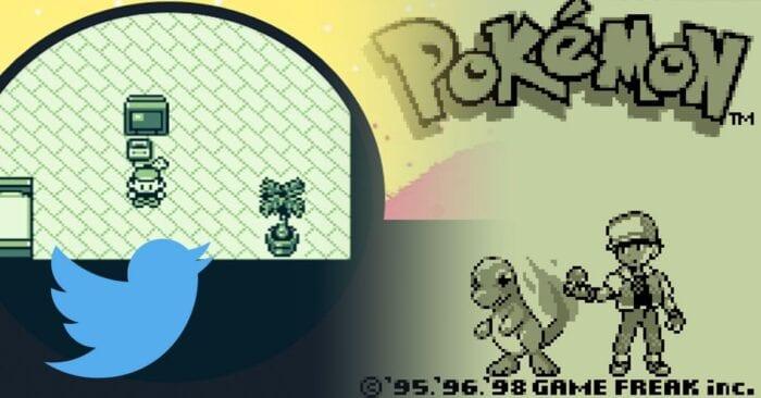 playing pokemon on twitter