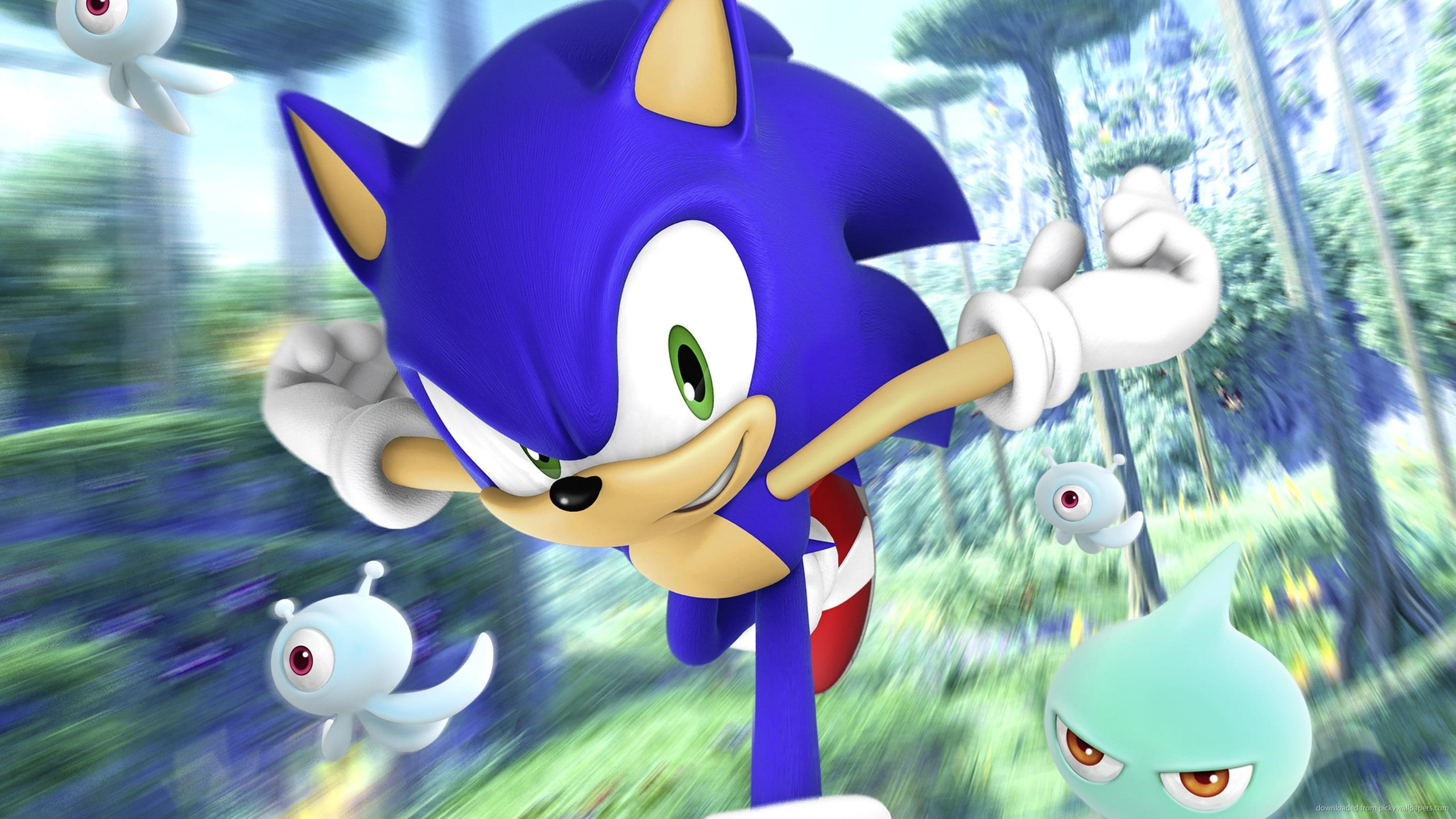 The Voice Of Sonic Leaves SEGA Franchise After 10 Years