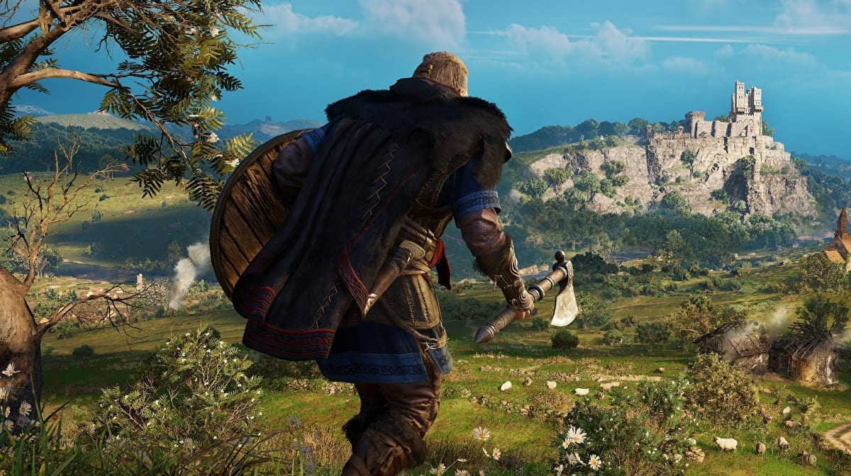Eivor's Next Destination Seemingly Revealed By Assassin's Creed: Valhalla Game Code
