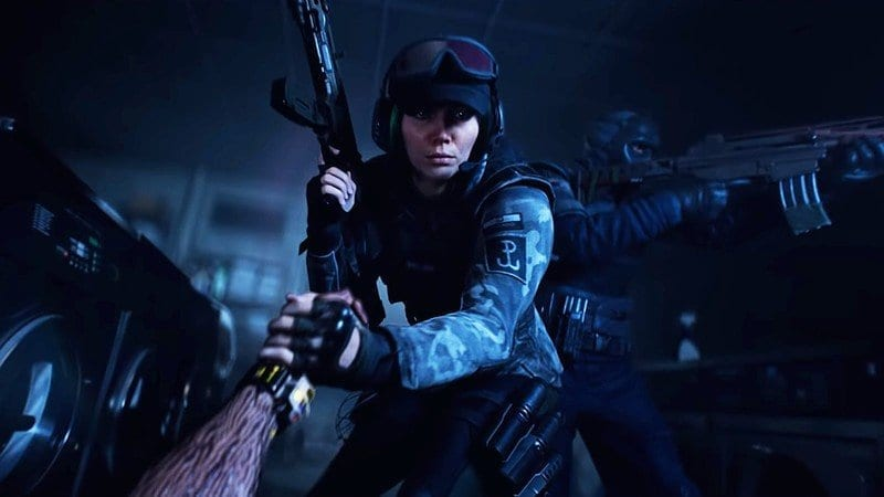 An Hour Of Rainbow Six: Parasite Gameplay Has Leaked Online