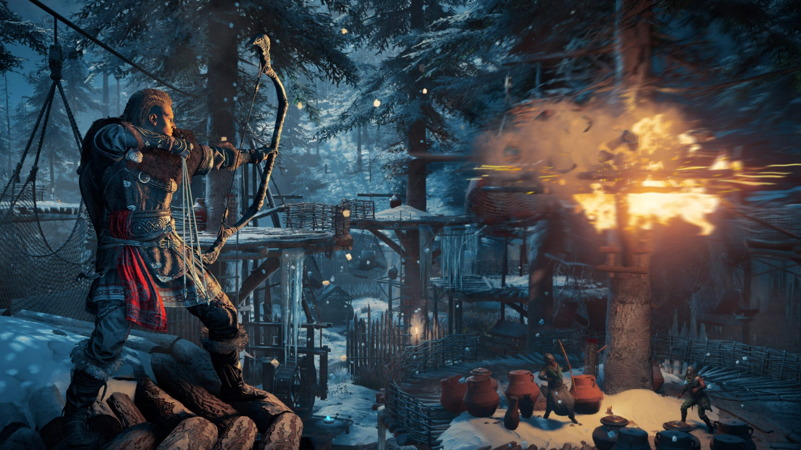 First Major Assassin's Creed: Valhalla Expansion Has Been Delayed