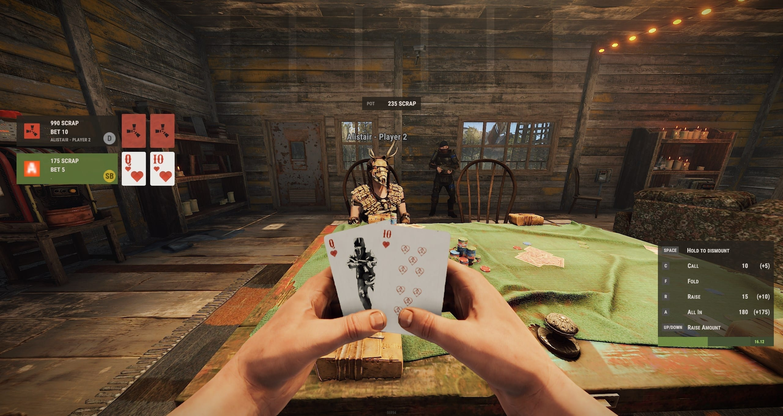 Poker Is Officially Coming To Rust