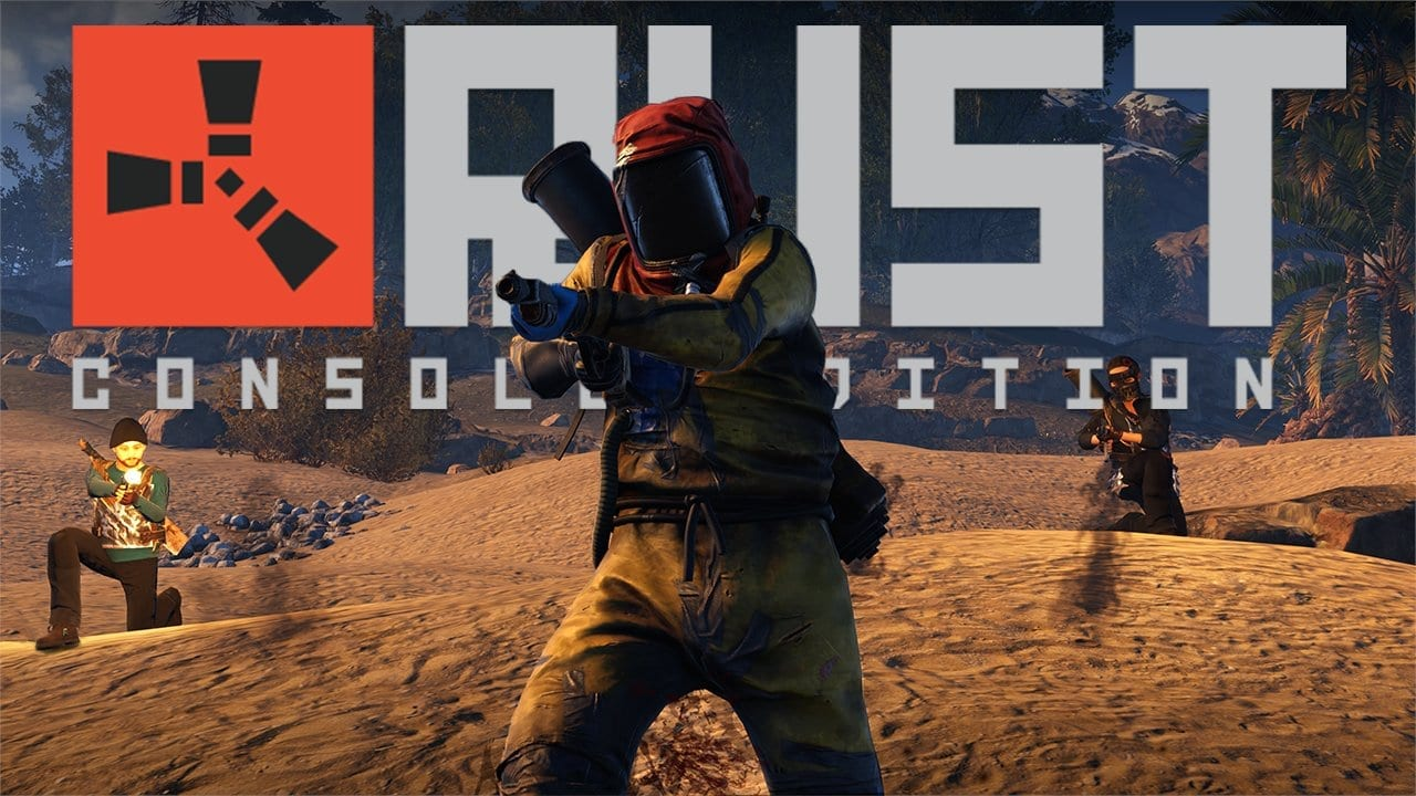Rust: Console Edition Finally Has A Release Date