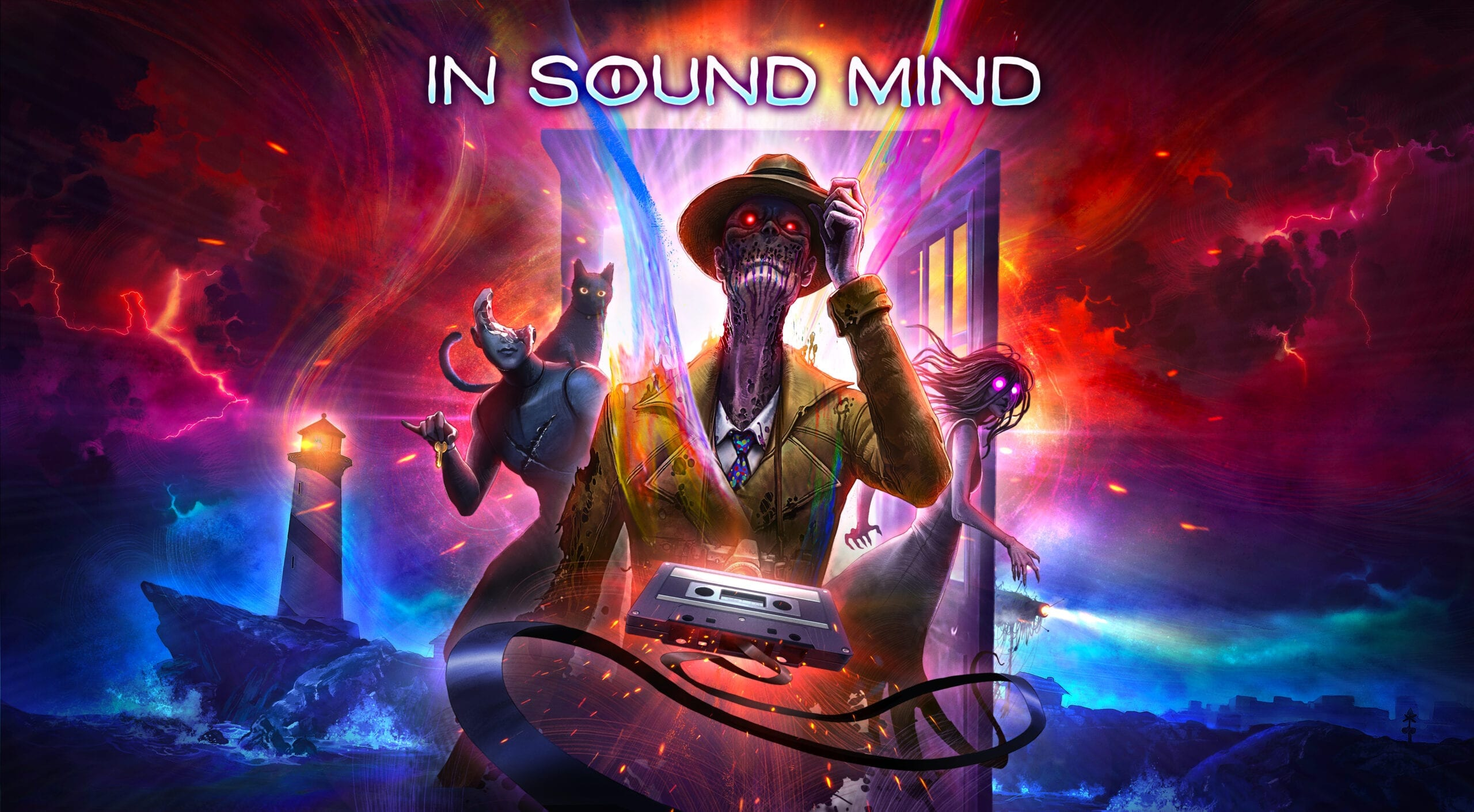 GameByte Preview: A Sneak Peek At The Horror Of 'In Sound Mind'