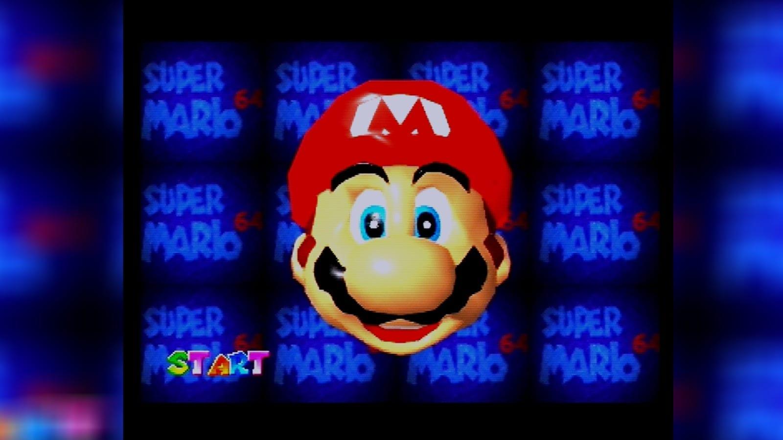 You Can Play Super Mario 64 Through Your Web Browser
