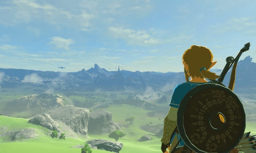 This Breath Of The Wild Mod Expansion Is So Impressive It Looks Official