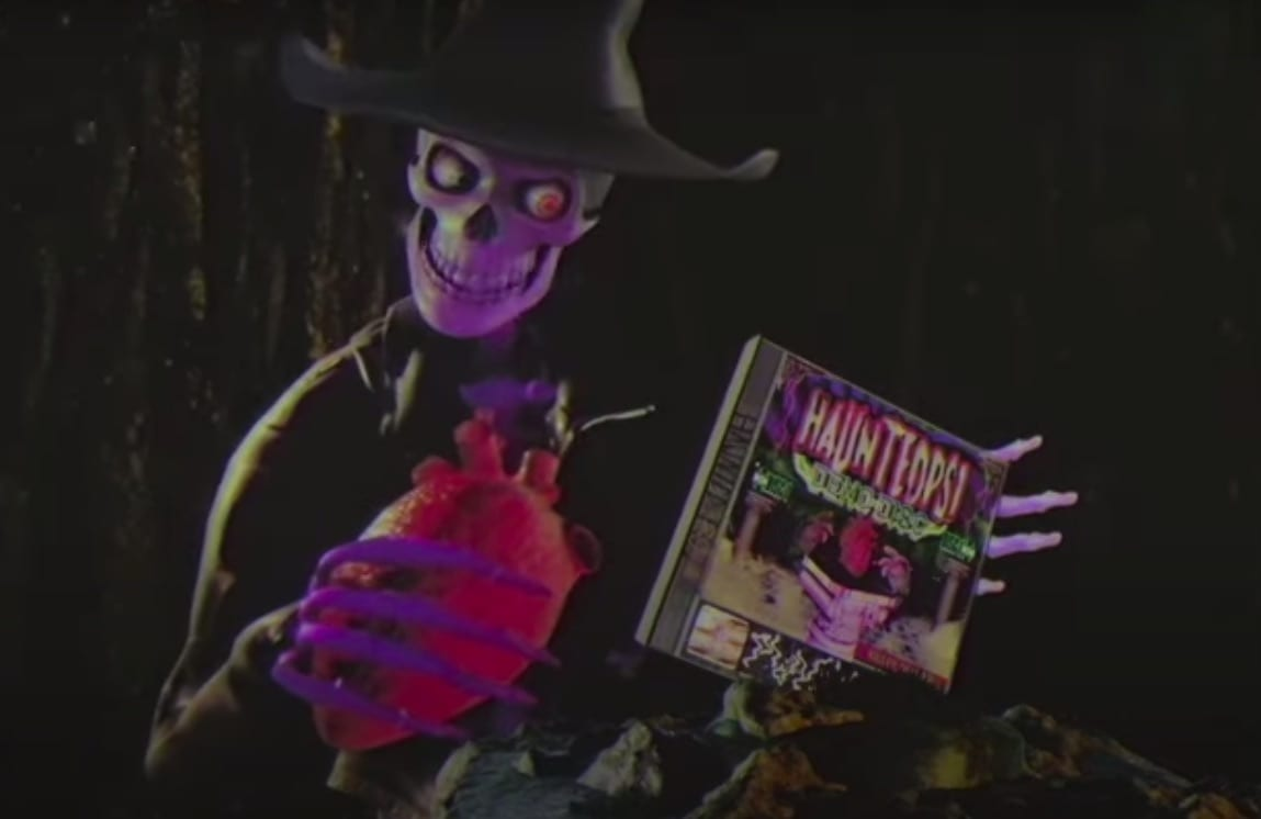Haunted PS1 Demo Disc: An Homage To The Horrors Of Early 3D Gaming