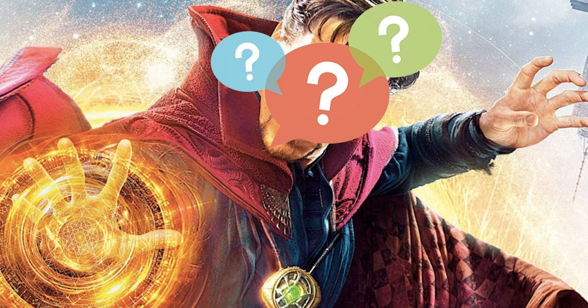Benedict Cumberbatch Goes To Extreme Lengths To Hide New Doctor Strange 2 Look