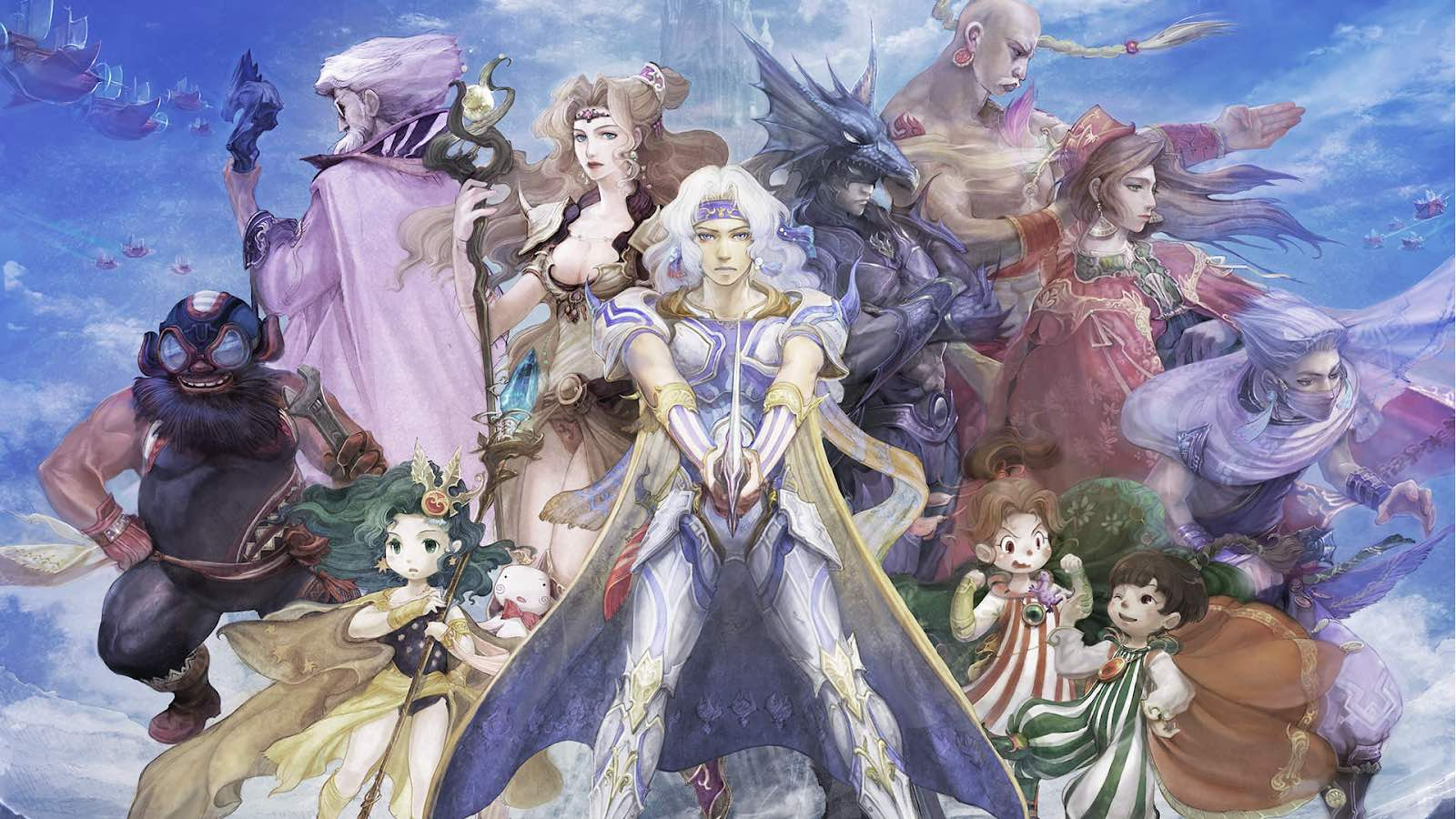 Where To Start With The Final Fantasy Series