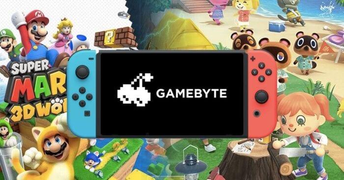 gamebyte shop switch deal