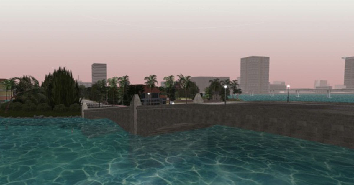 Mod Restores Lost Buildings, Dialogue & More To GTA Vice City